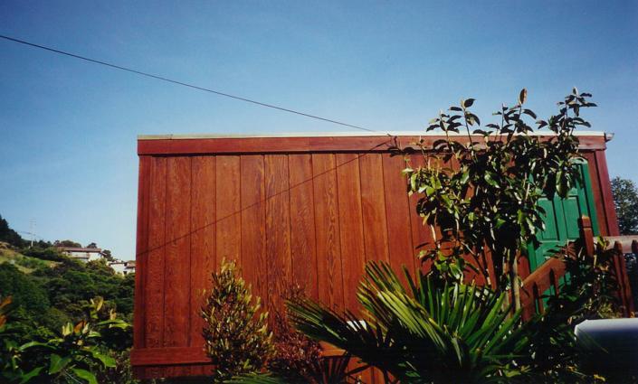 Dark Brown Blend - Cedar and Redwood