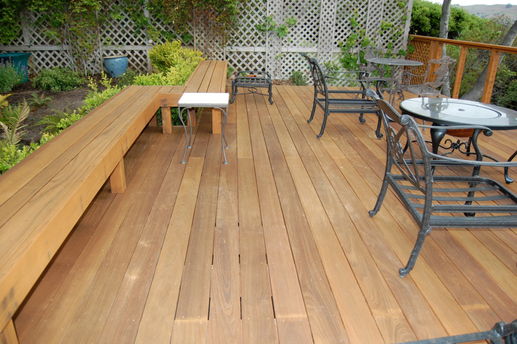 Decks Fences Docks And Outdoor Furniture Marin Wood Restoration And Painting Company